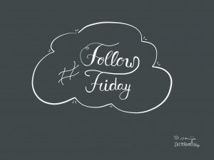 Follow Friday by twitter