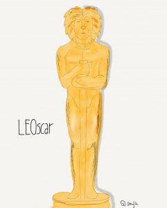Oscar2016 Leonardo Di Caprio